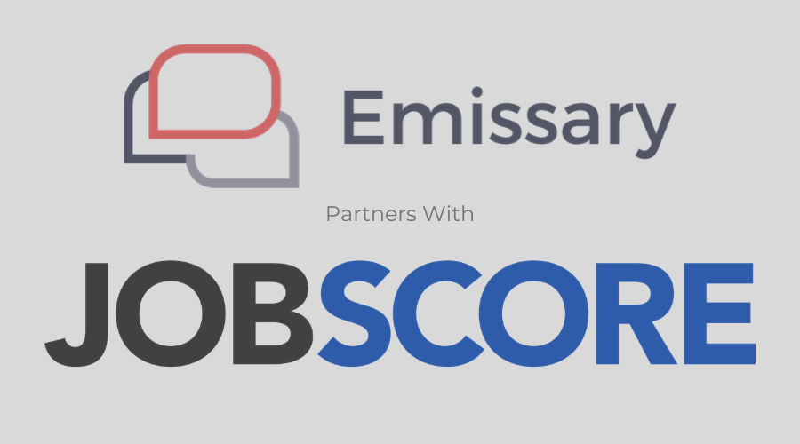 jobscore text recruiting partnership