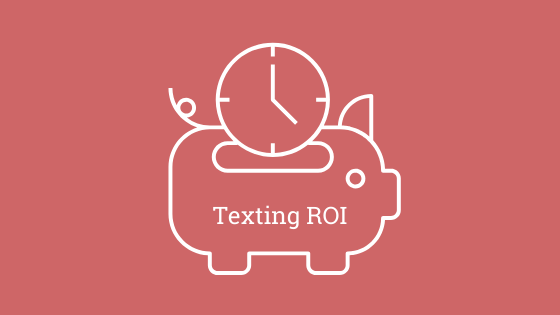 roi of text recruiting
